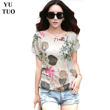 Casual Style Women's Blouses