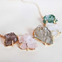 Rock - Mineral - Necklace