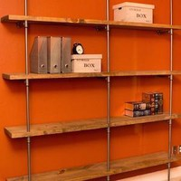 The Original Industrial Pipe Shelving