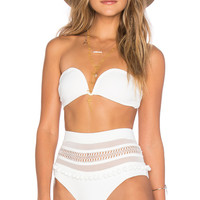 Thessy Top in Ivory