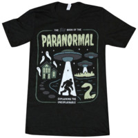 Paranormal Glow in the Dark Shirt