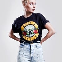 1990's Guns 'n' Roses band tee from Mint Vintage  | Mint Vintage