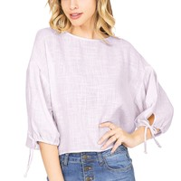 Plain Sight Blouse
