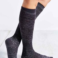 Cozy Textured Knee-High Sock-