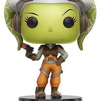 Funko Pop Star Wars: Rebels - Hera Vinyl Figure