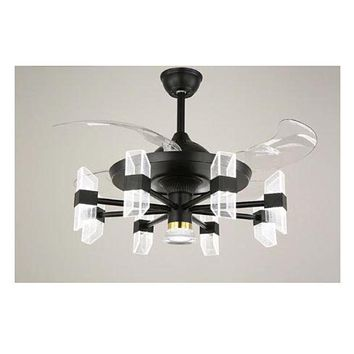 Exclusive 42 Inch Modern Ceiling Fan With Lights
