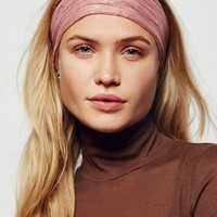 Free People Lily Lurex Wideband