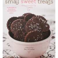 small sweet treats cookbook