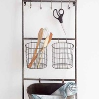 Industrial Multiuse Storage Shelf