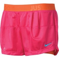 Nike Women's Icon 2-in-1 Mesh Shorts - Dick's Sporting Goods