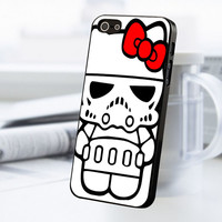 Hello Kitty Star Wars iPhone 5 Or 5S Case