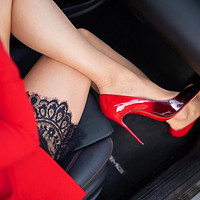 ( S C ) Christian Louboutin 2021 New pointed high heels