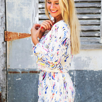 Time Of Your Life Romper