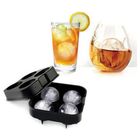 Whiskey/Cocktail Ice Ball Maker