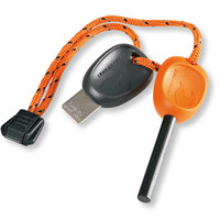 Swedish FireSteel Scout 2.0 Fire Starter with Whistle: Emergency and First Aid   Free Shipping at L.L.Bean