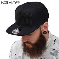 Fancy 3D snap back cap soft silicon flat baseball hip hop hat for boys and girls