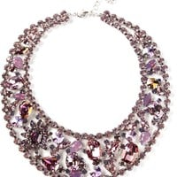Marina Fossati Embellished Choker Necklace