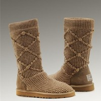 UGG Classic Cardy Boots 5879 Chestnut