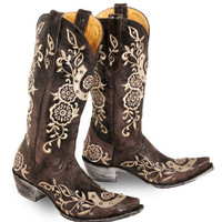 Old Gringo Women's Lucky Boot - Chocolate