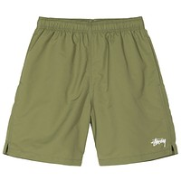 Stock Watershort in Green