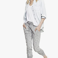 FRENCH TERRY SLIM JOGGER PANT from EXPRESS