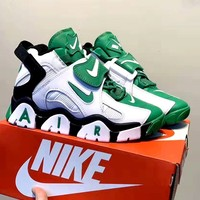 NIKE AIR BARRAGE Tide brand retro basketball shoes