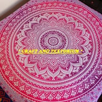 Ombre Tapestry, Mandala Tapestry, Beach Throw, Bohemian Bedspread, Tapestry, Hippie Tapestry, Wall Hanging Decor, Picnic Blanket - D99