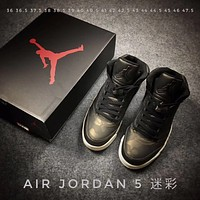 "Air Jordan 5 Retro AJ5 Premium Heiress ""Metallic Field""9 Size US 5.5-12"