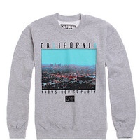 Bioworld Know How Crew Fleece at PacSun.com
