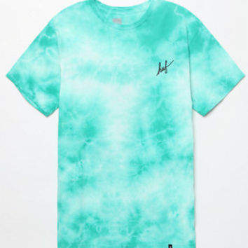 HUF Script Crystal Wash T-Shirt at PacSun.com