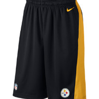 Nike Speed Fly XL 2.0 (NFL Steelers) Men's Training Shorts