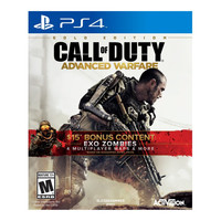 Call of Duty: Advanced Warfare (Gold Edition) PS4 Video Game