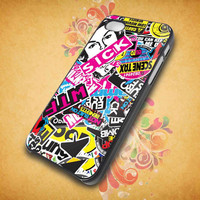 sticker bomb for iphone 5,iphone 4, samsung galaxy s2 I9100,s3 I9300,s4 I9500