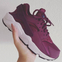 """NIKE""AIR Huarache Running Sport Casual Shoes Sneakers"