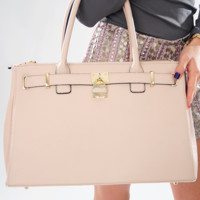Another Chance Purse: Cream