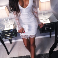 Dulce Lace Dress