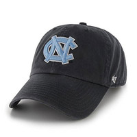 NCAA North Carolina Tar Heels '47 Clean Up Adjustable Hat, Navy, One Size