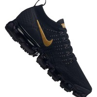 "Nike Air VaporMax 2.0 ""Black/Metallic Gold""  - Best Deal Online"