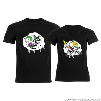 My One & Only Madness Matching Couples Shirts Black,His and Hers Shirts,Harley Quinn and Joker Shirts,Valentines Day Gift for Him,Valentines Day Shirt,Boyfriend and Girlfriend Gift,Anniversary Gift,Husband Gift,Wife Gift,Couple Gifts