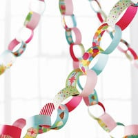 Martha Stewart Crafts Modern Festive Paper Chain Kit | zulily