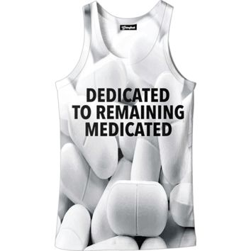 Stay Medicated Tank