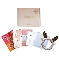ACNE BE GONE  KIT BOX - A FREE HEADBAND WITH PURCHASE