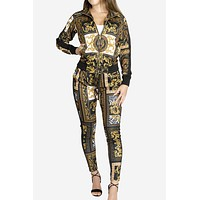 Women's Luxury Track Suit