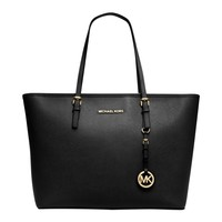MICHAEL Michael Kors Jet Set Travel Small Tote | Overstock.com Shopping - The Best Deals on Tote Bags
