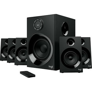 Logitech Z606 5.1-Channel Computer Speaker System with Bluetooth