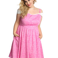 Disney Sleeping Beauty Aurora Dress Plus Size
