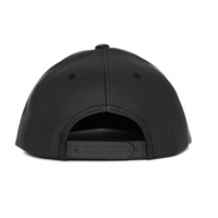 Matte PU Snap Back