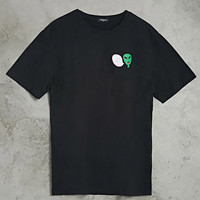 Sup Dude Alien Graphic Tee