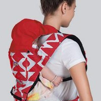 Toddler Backpack class Promotion! Godd Baby Sling Toddler Pouch Wrap Canvas Babies Backpack High Grade Suspenders Activity&Gear AT_50_3