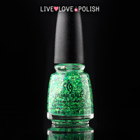 China Glaze Can I Get An Untz Untz Nail Polish (Electric Nights Collection)